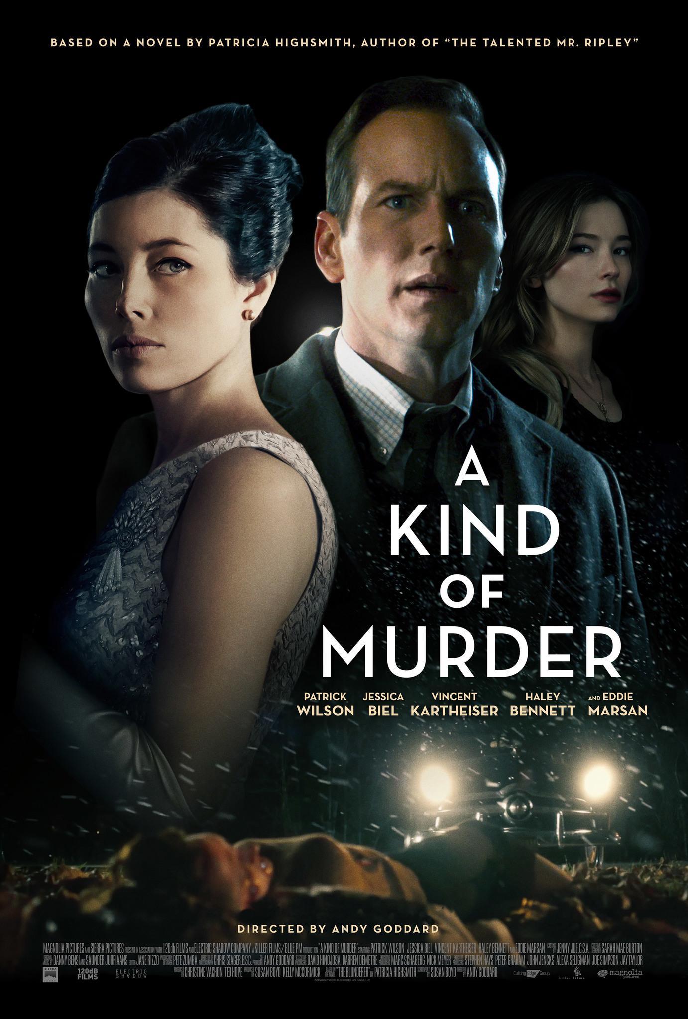 Πόστερ της ταινίας «Άλυτα μυστήρια (2016) | A Kind of Murder»