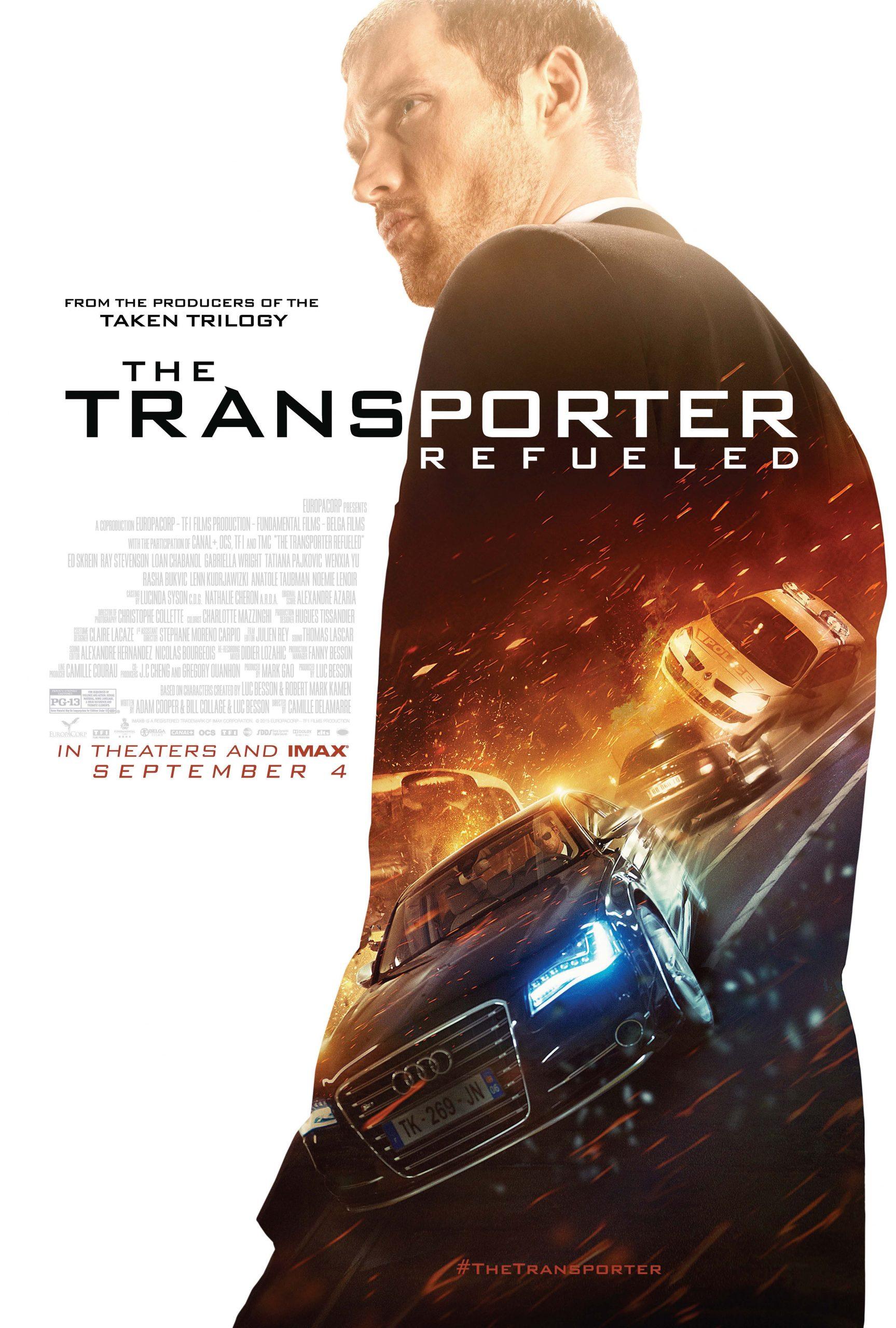 Πόστερ της ταινίας «The Transporter Refueled (2015)   Transporter 4»