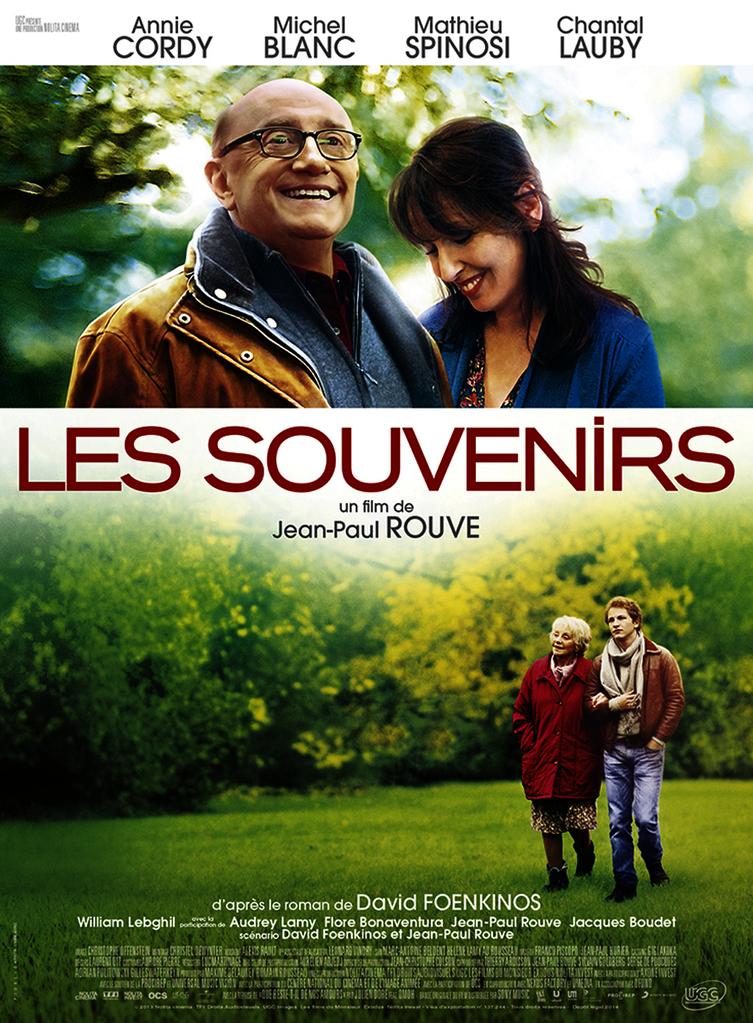 Πόστερ της ταινίας «Αναμνήσεις (2014)   Memories /  Les souvenirs»