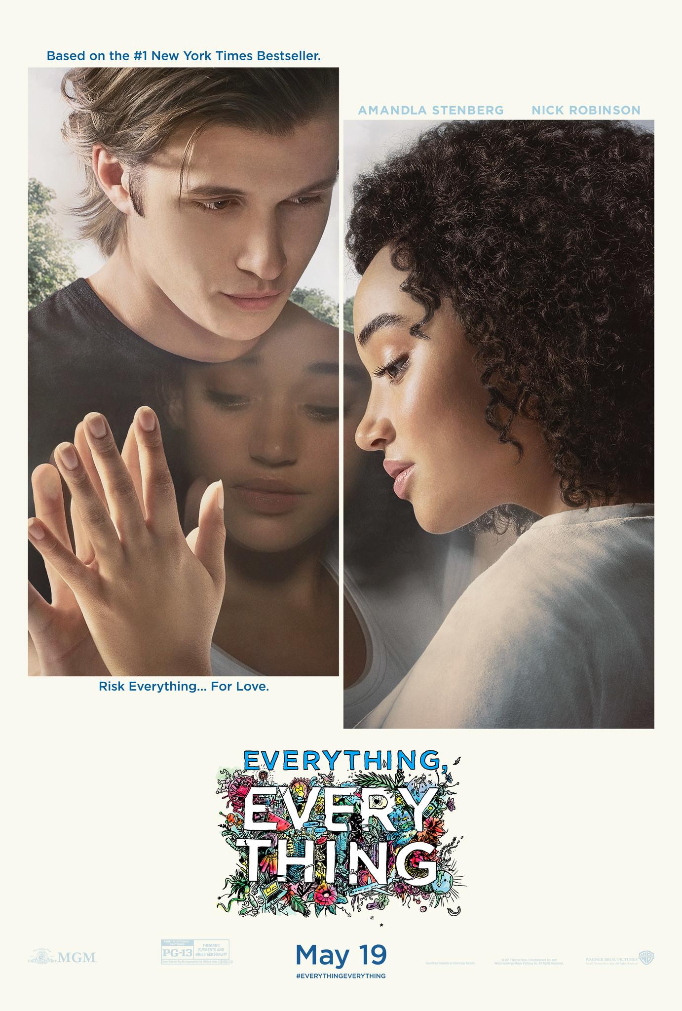 Πόστερ της ταινίας «Όλα Για Σένα (2017) | Everything, Everything»
