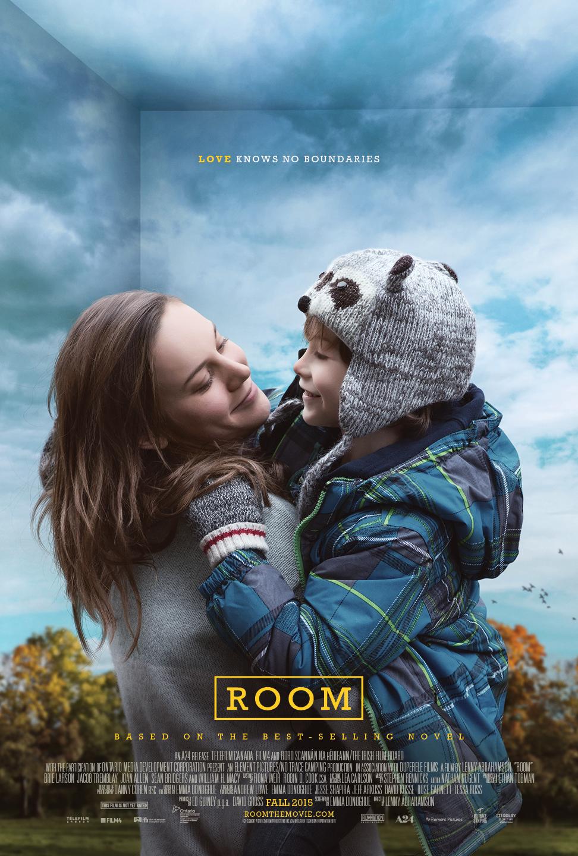 Πόστερ της ταινίας «Το Δωμάτιο (2015)   Room»