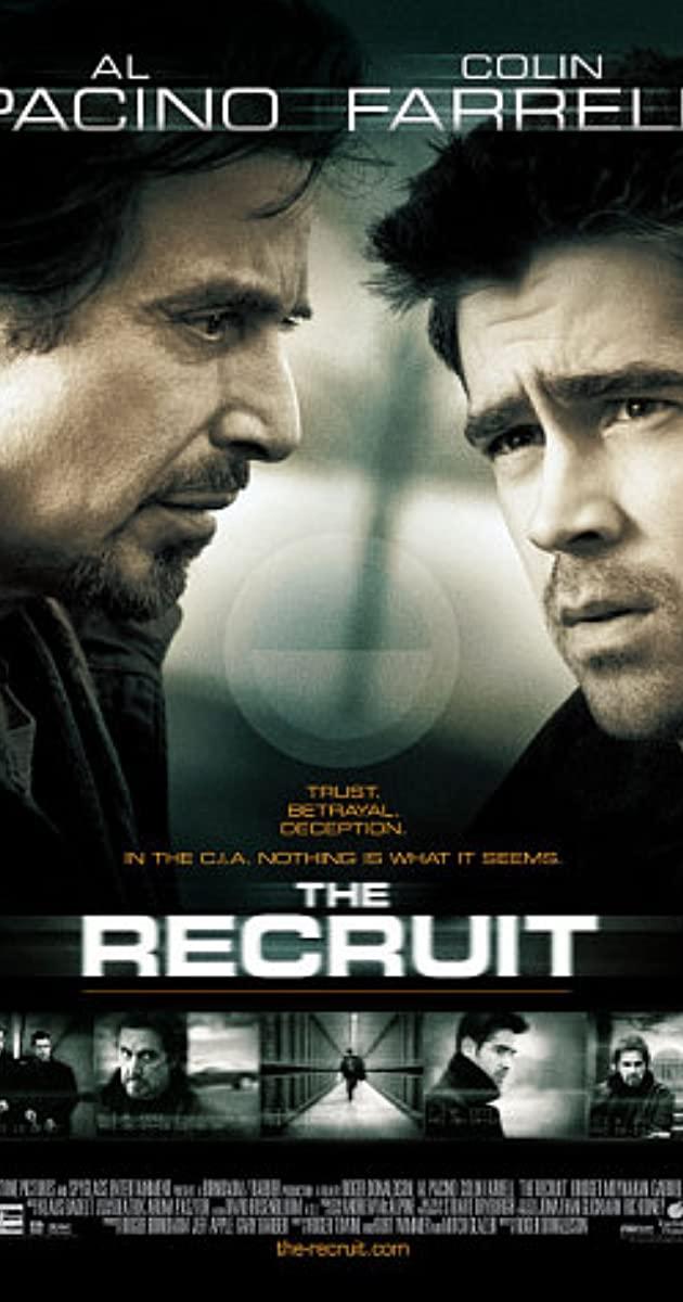 Πόστερ της ταινίας «Η Δοκιμασία (2003) | The Recruit»