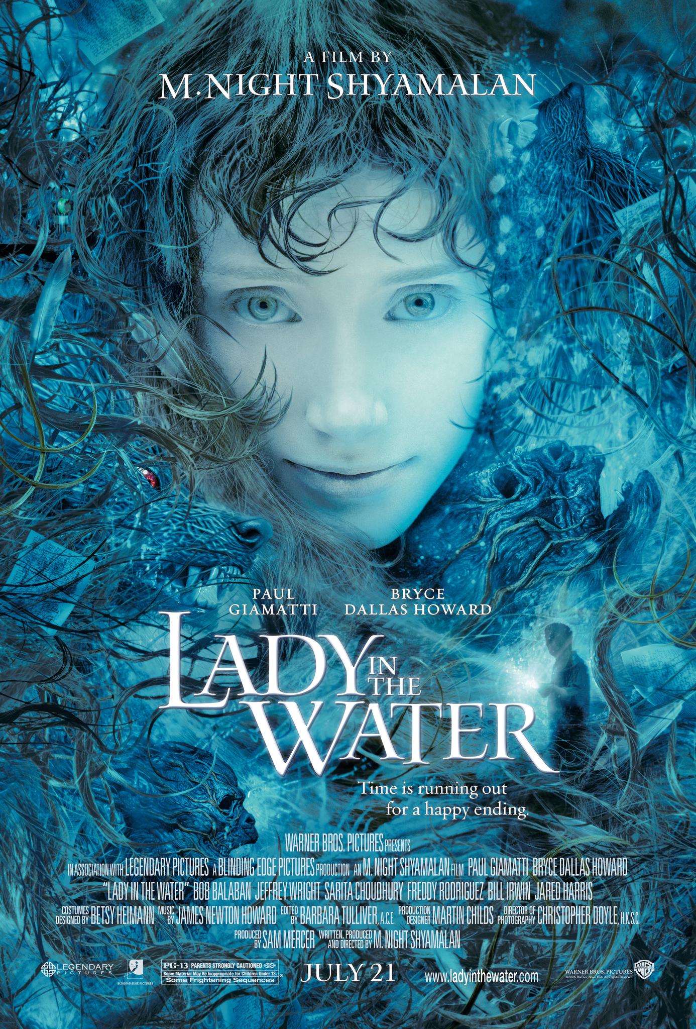 Πόστερ της ταινίας «Lady in the Water (2006)»