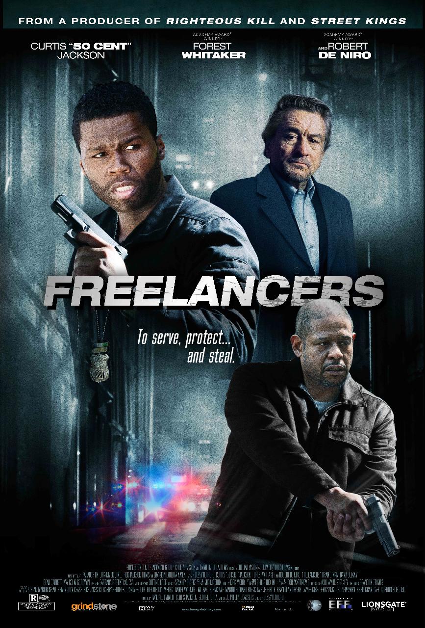 Πόστερ της ταινίας «Διασταυρούμενα πυρά (2012) | Freelancers»