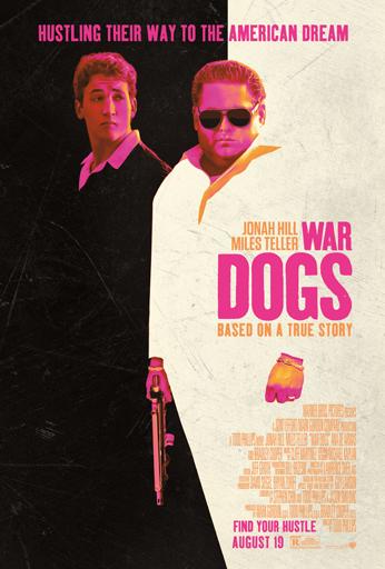 Πόστερ της ταινίας «Σκυλιά του Πολέμου (2016)   War Dogs»
