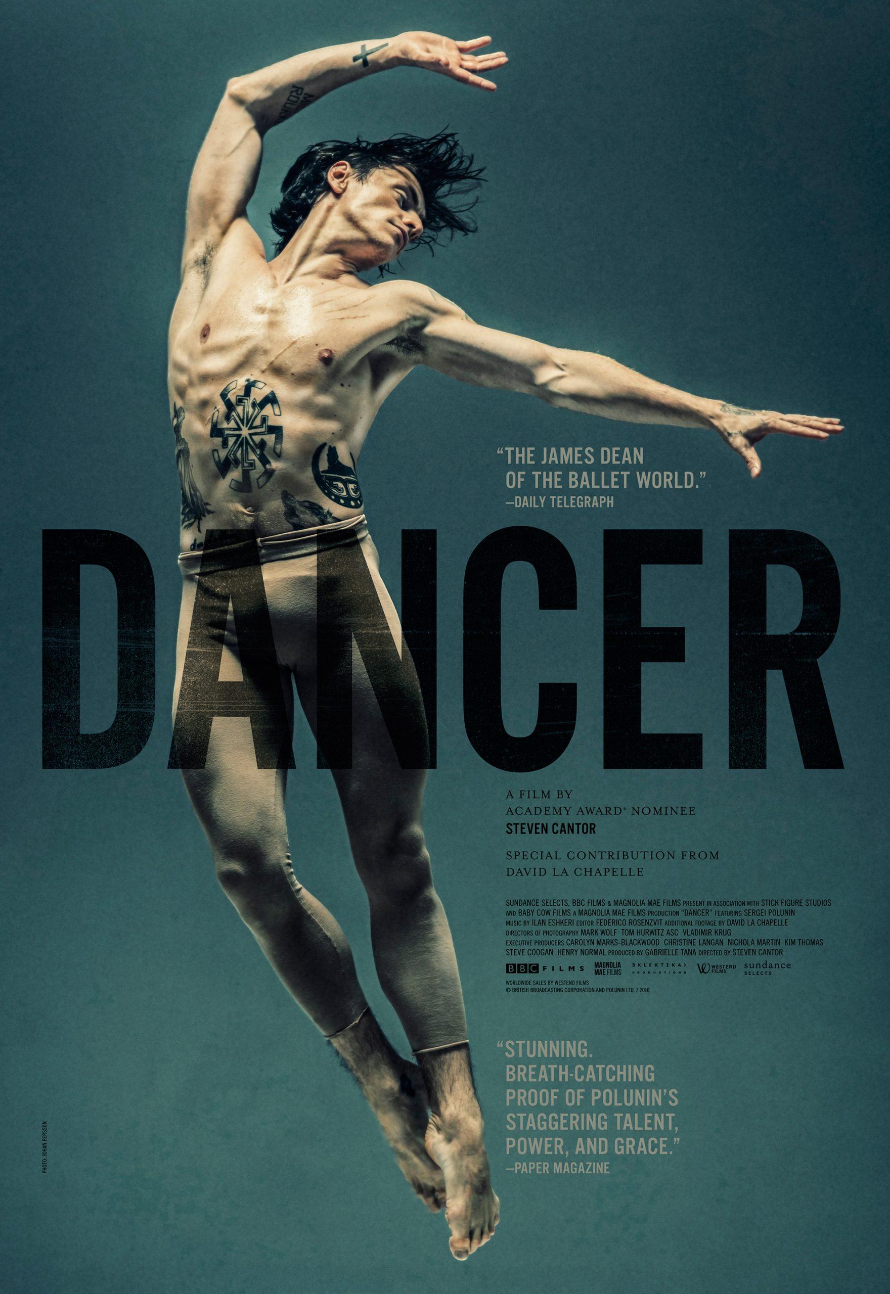 Πόστερ της ταινίας «Ο Χορευτής (2016) | Dancer»