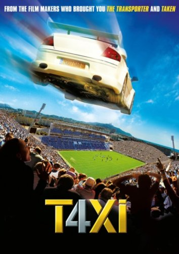Πόστερ της ταινίας «Ταξί 4 (2007) | Taxi 4»