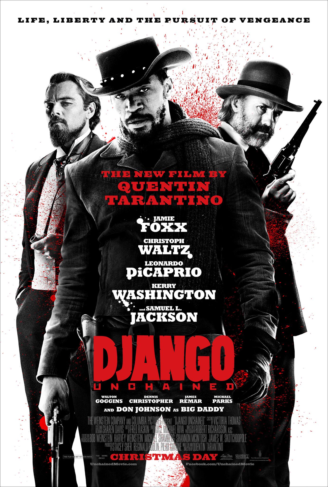 Πόστερ της ταινίας «Django, ο Τιμωρός (2012) | Django Unchained»