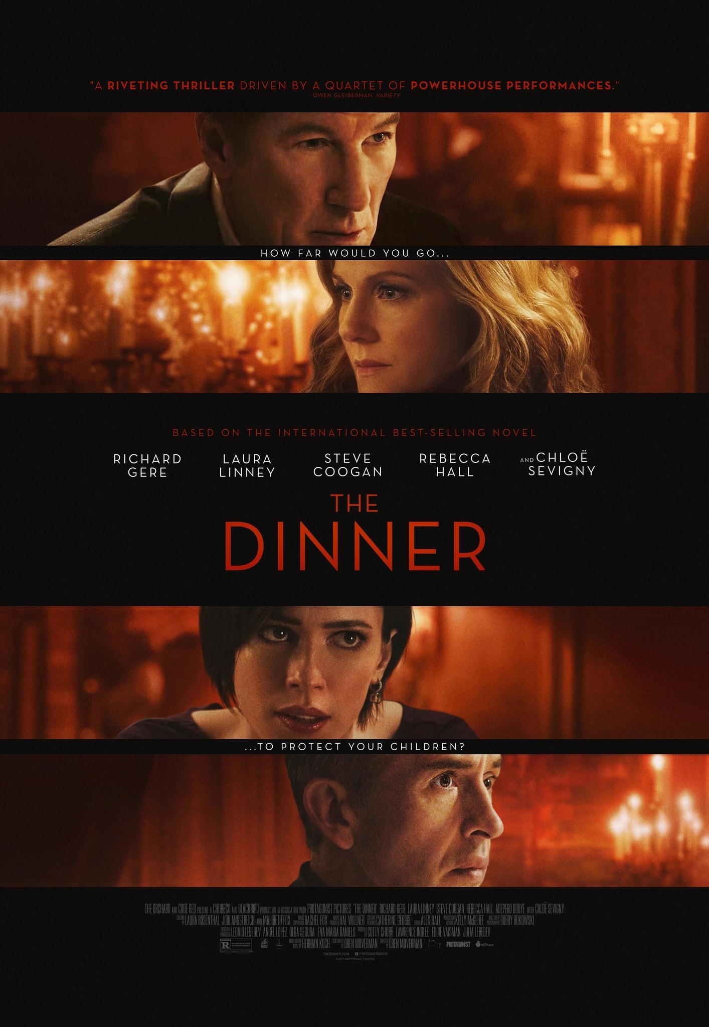 Πόστερ της ταινίας «Το Δείπνο (2017)   The Dinner»