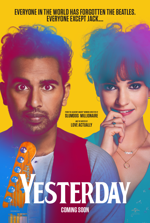 Πόστερ της ταινίας «Yesterday (2019)»