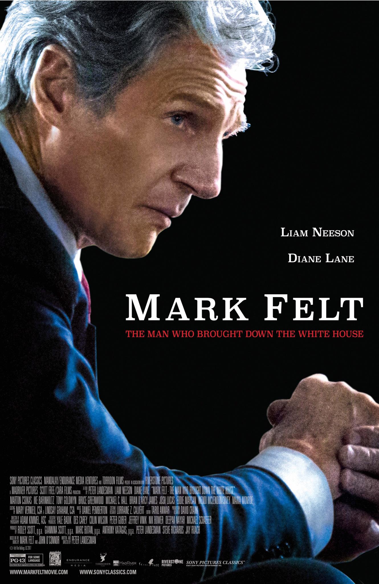 Πόστερ της ταινίας «Ο Άντρας που Έριξε τον Λευκό Οίκο (2017)   The Silent Man»