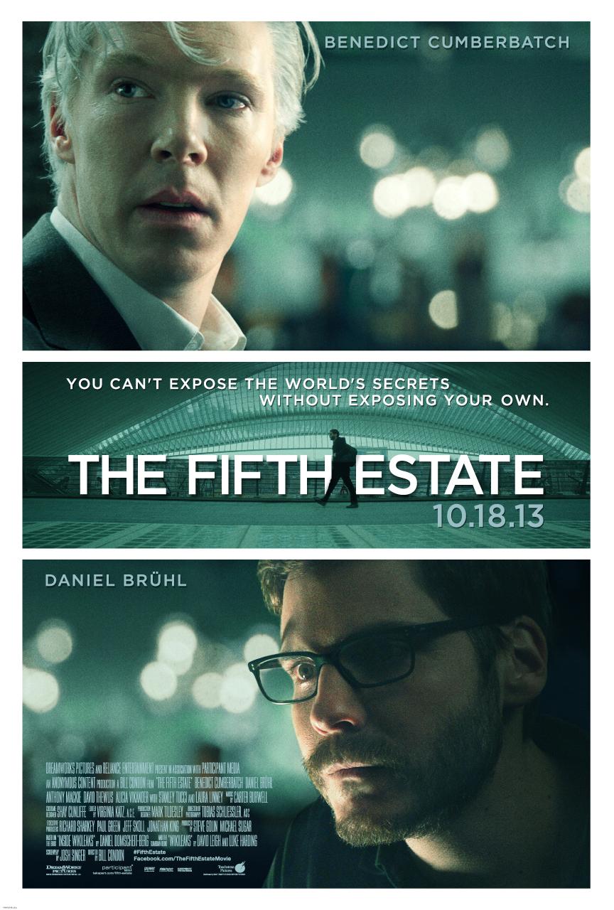 Πόστερ της ταινίας «Ο Άνθρωπος που Πούλησε τον Κόσμο (2013) | The Fifth Estate»