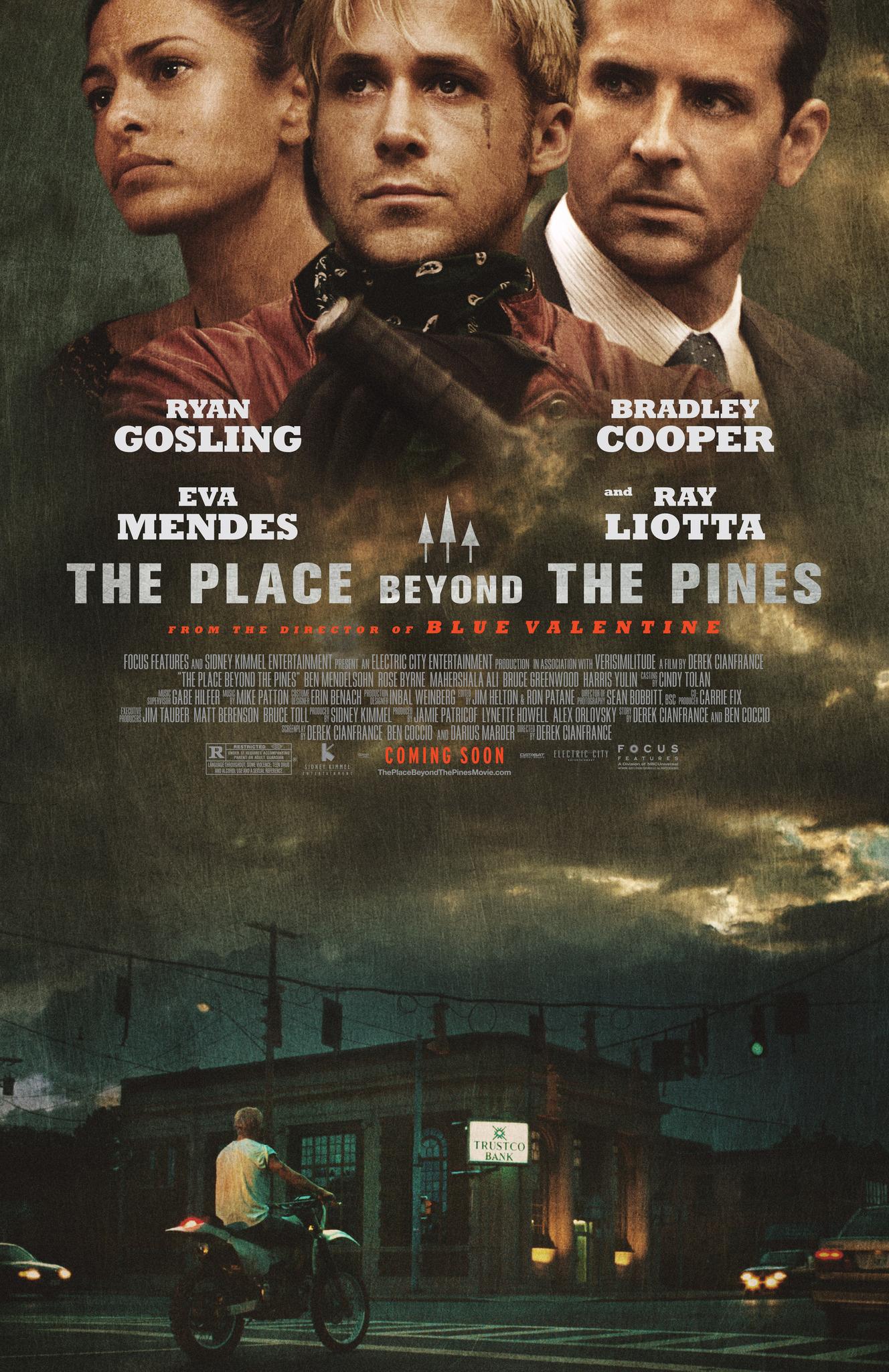 Πόστερ της ταινίας «Στο Τέλος του Δρόμου (2012) | The Place Beyond the Pines»