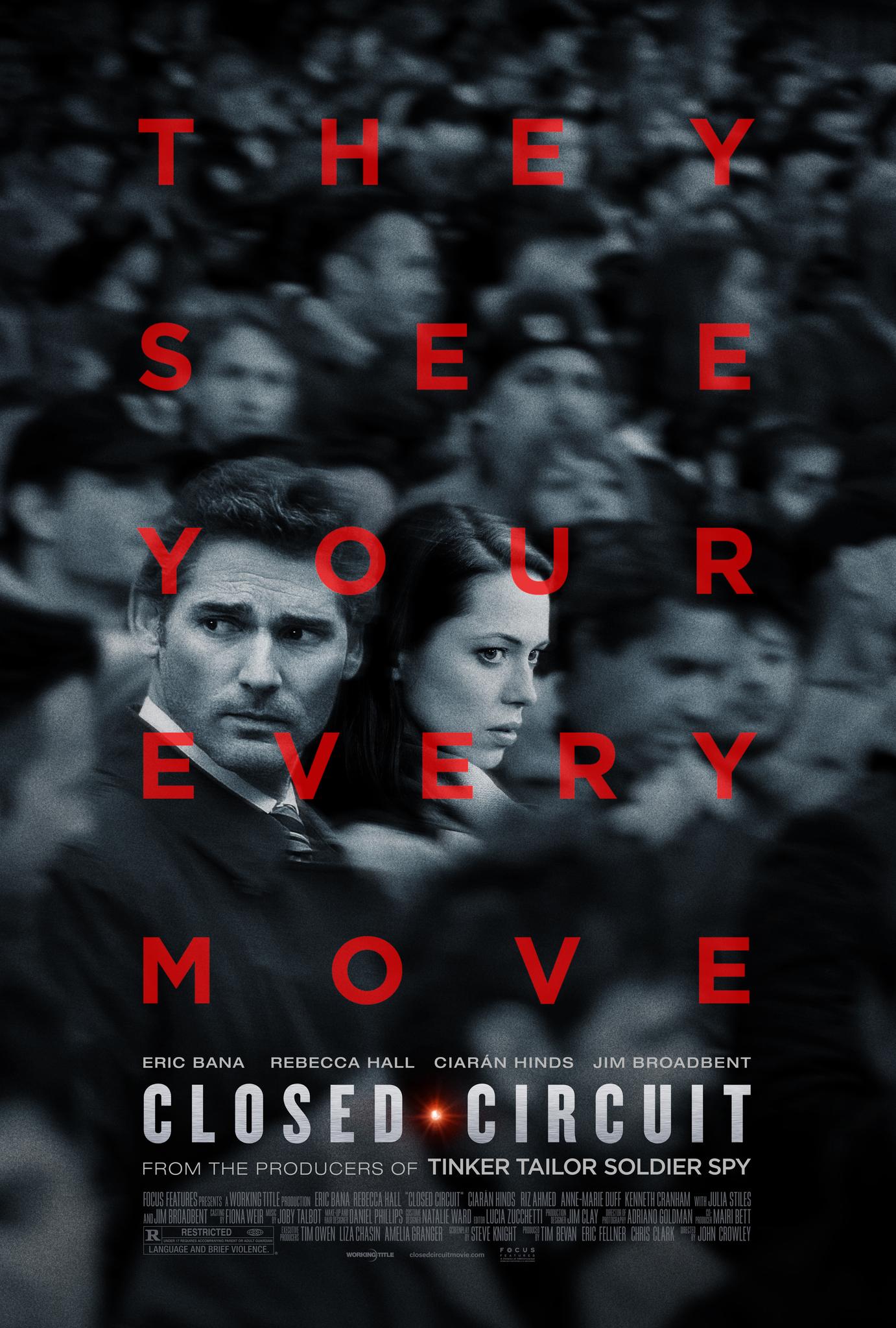 Πόστερ της ταινίας «Επικίνδυνο Κύκλωμα (2013)   Closed Circuit»