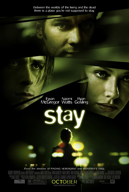 Πόστερ της ταινίας «Stay (2005)»