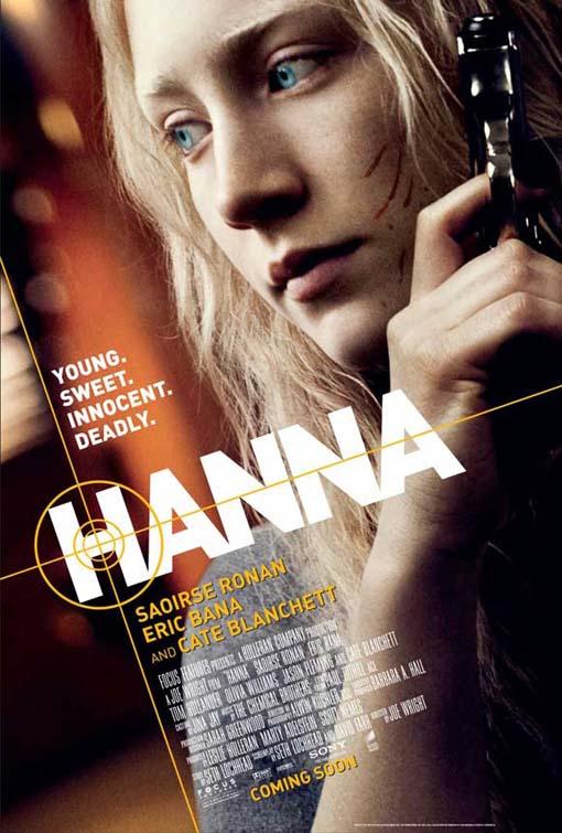 Πόστερ της ταινίας «Hanna (2011)»