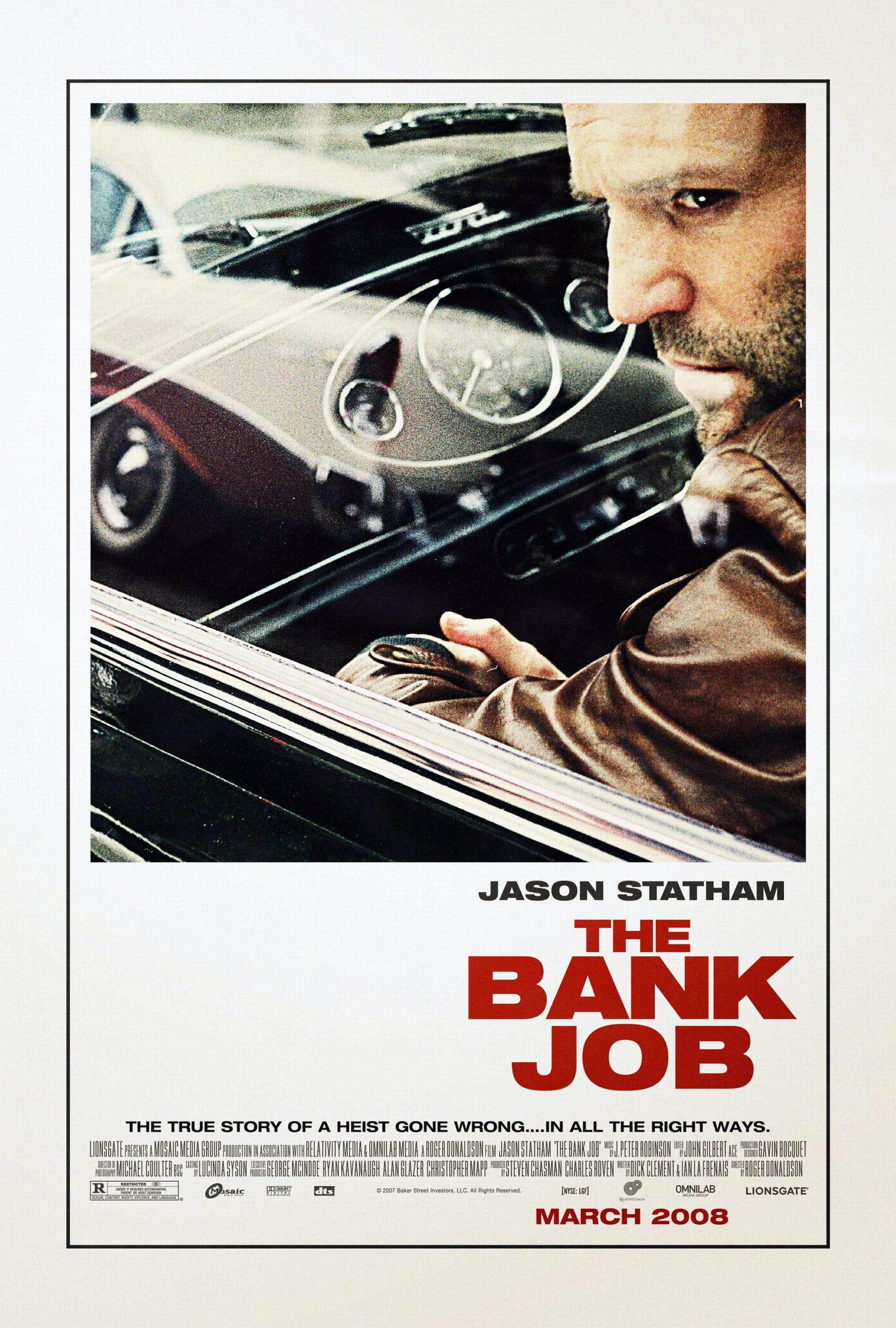 Πόστερ της ταινίας «Το Μεγάλο Κόλπο (2008) | The Bank Job»