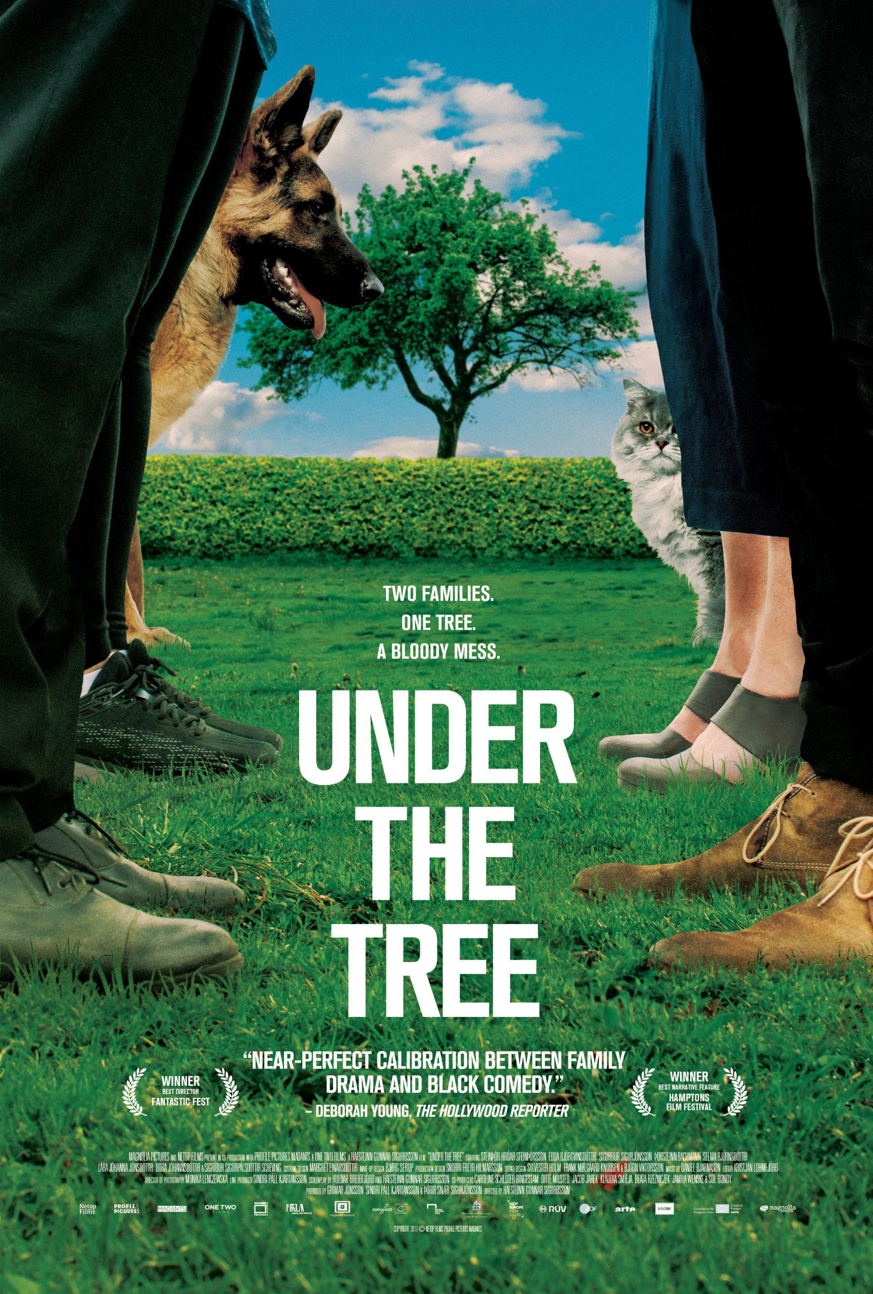 Πόστερ της ταινίας «Κάτω από το Δέντρο (2017)   Under the Tree»