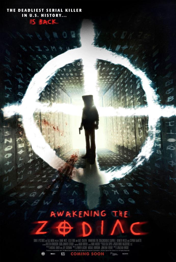 Πόστερ της ταινίας «ZODIAC: Το Ξύπνημα (2017) | Awakening the Zodiac»