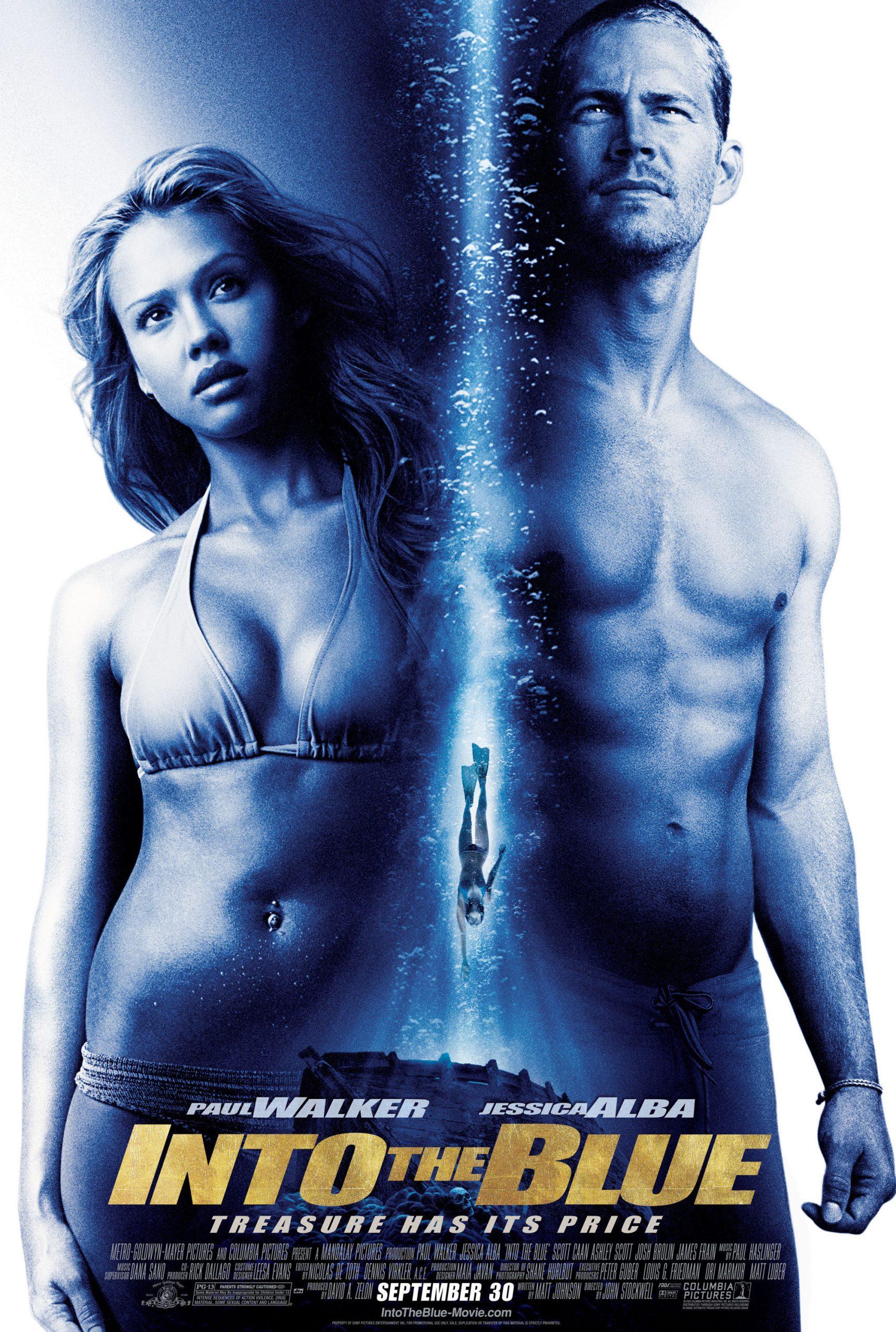 Πόστερ της ταινίας «Into the Blue (2005)»
