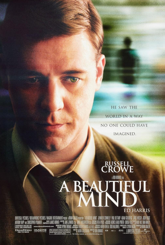 Πόστερ της ταινίας «Ένας Υπέροχος Άνθρωπος (2001) | A Beautiful Mind»