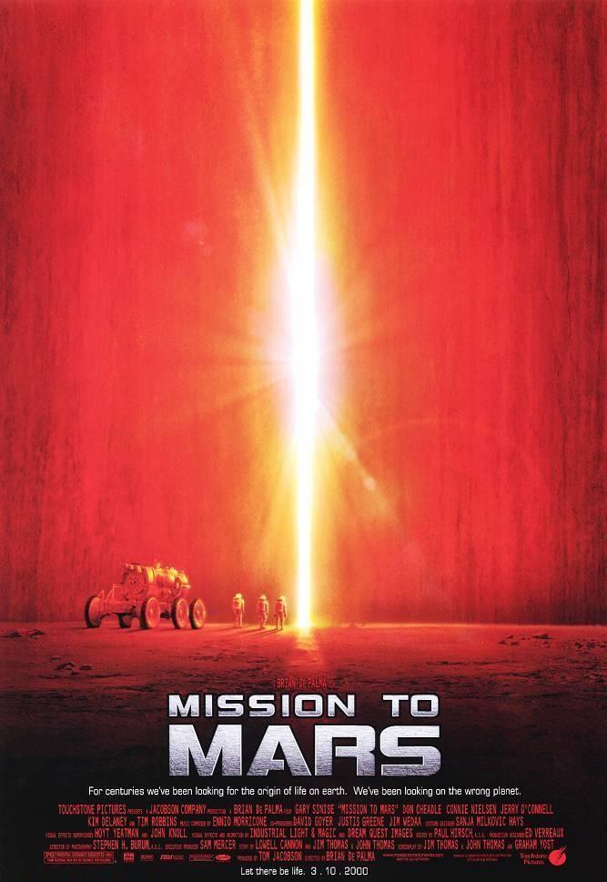 Πόστερ της ταινίας «Αποστολή στον Άρη (2000)   Mission to Mars»