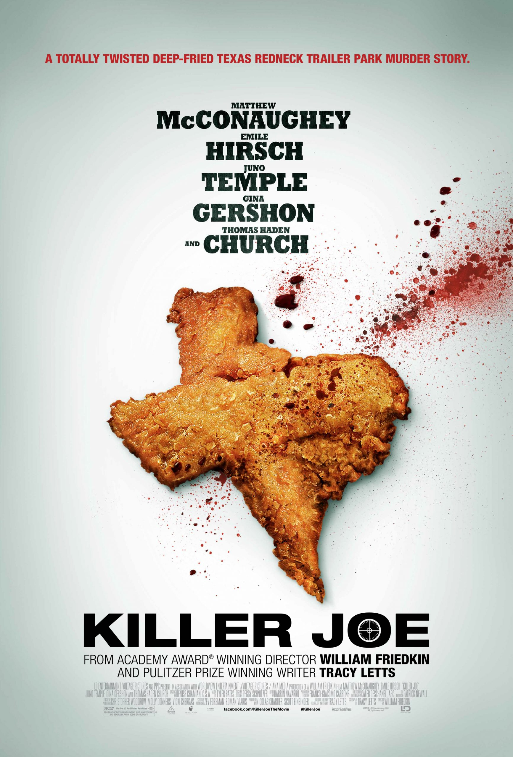 Πόστερ της ταινίας «Killer Joe (2011)»