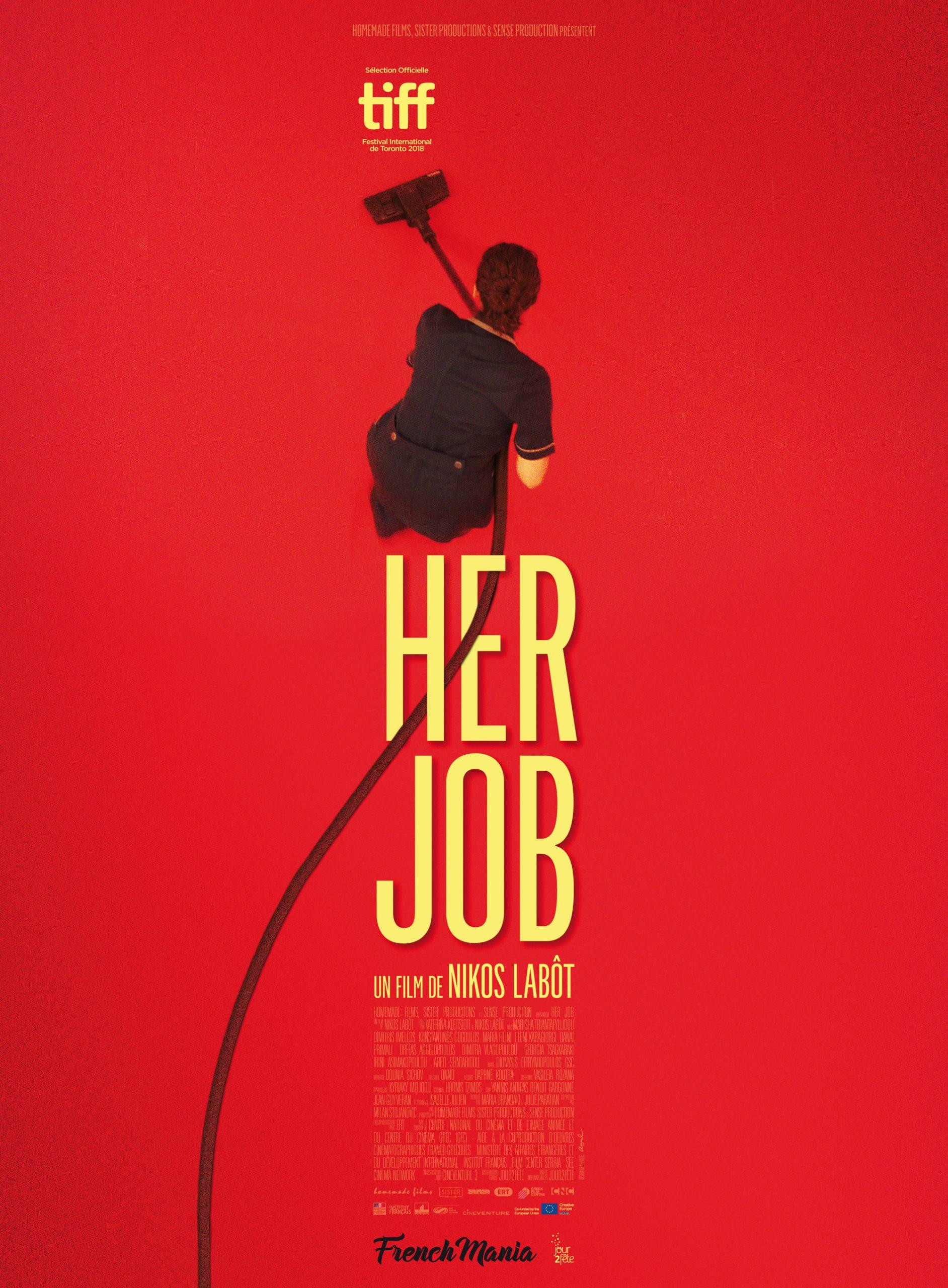 Πόστερ της ταινίας «Η Δουλειά της (2018) | Her Job»