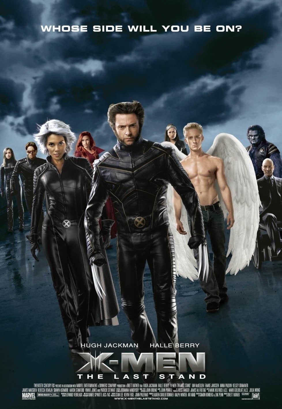Πόστερ της ταινίας «X-Men: Η Τελική Αναμέτρηση (2006)   X-Men: The Last Stand»
