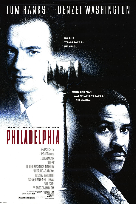 Πόστερ της ταινίας «Φιλαδέλφεια (1993)   At Risk»