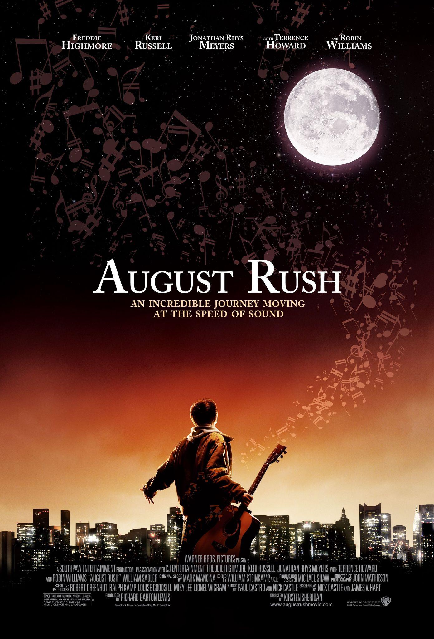 Πόστερ της ταινίας «Η Μελωδία της Καρδιάς | August Rush (2007)»