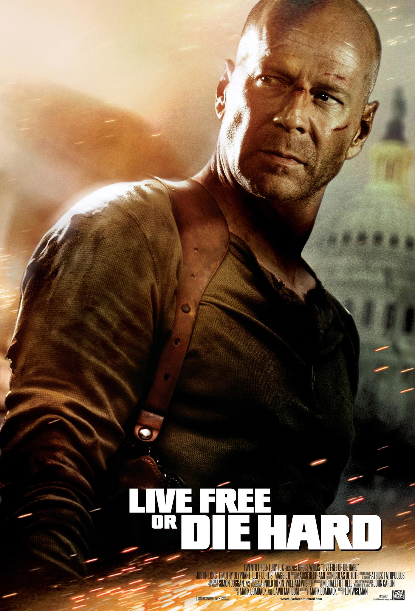 Πόστερ της ταινίας «Πολύ Σκληρός για να Πεθάνει 4.0  (2007) | Die Hard 4.0»