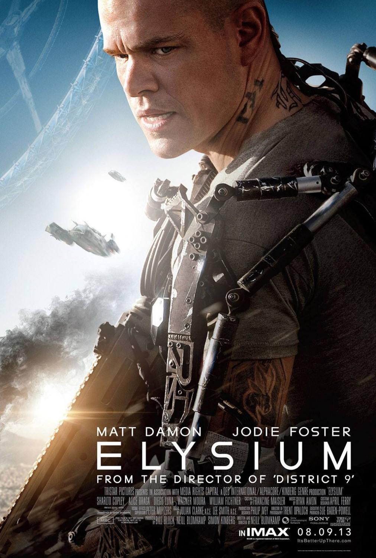 Πόστερ της ταινίας «Elysium (2013)»