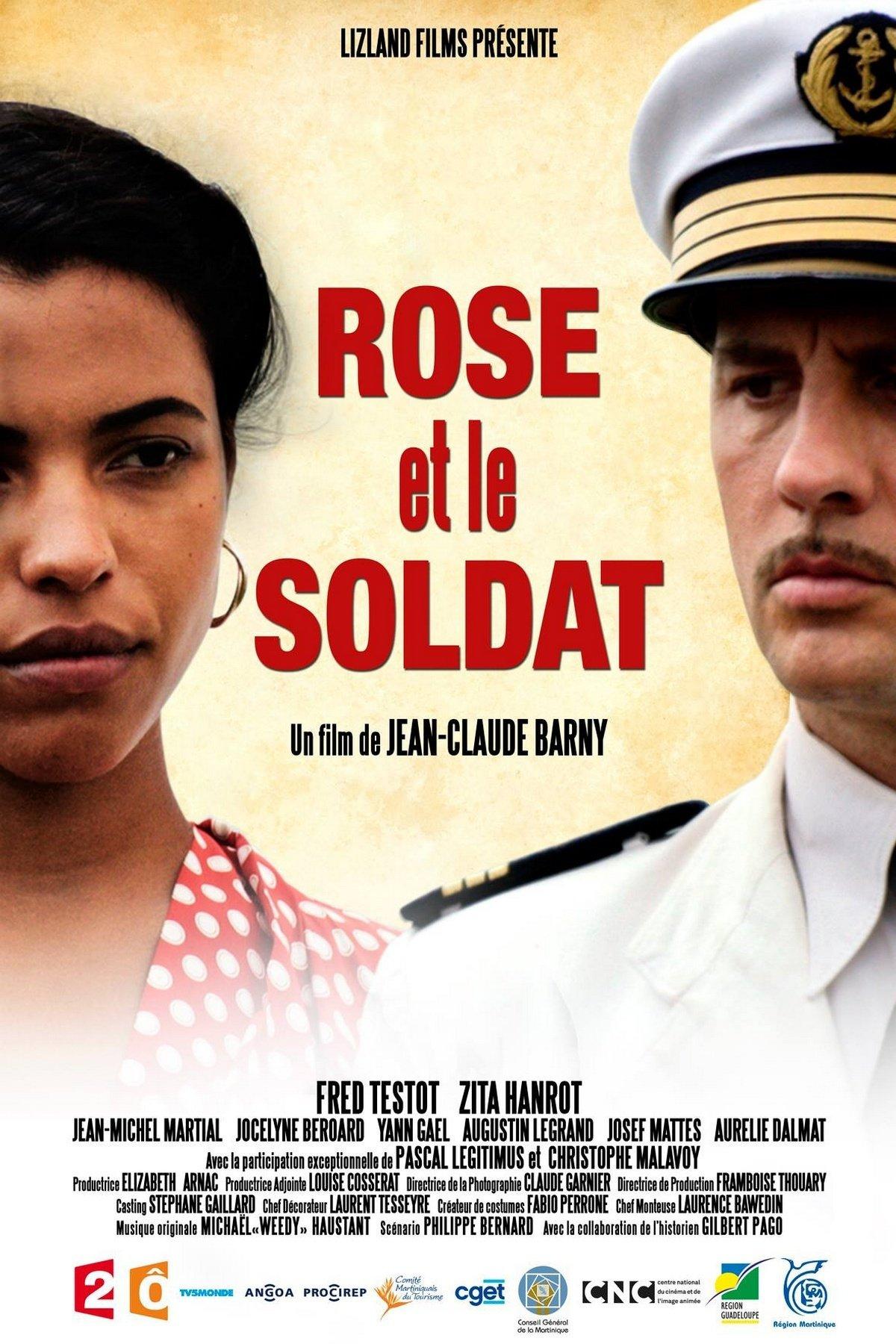 Πόστερ της ταινίας «Ρόζα (2016) | Rose et le soldat»