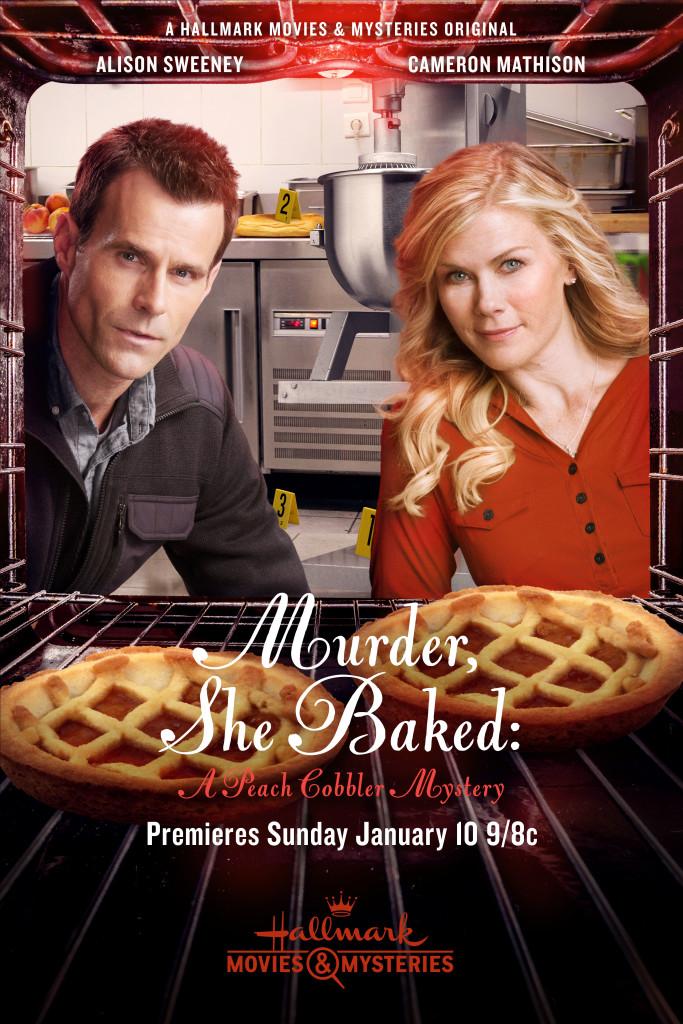 Πόστερ της ταινίας «Murder, She Baked: A Peach Cobbler Mystery (2016)»