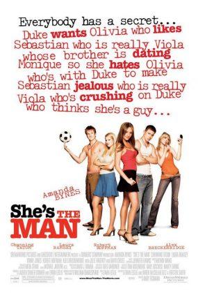 Διαφορά στήθους (2006)   Walk Like a Man, Talk Like a Man