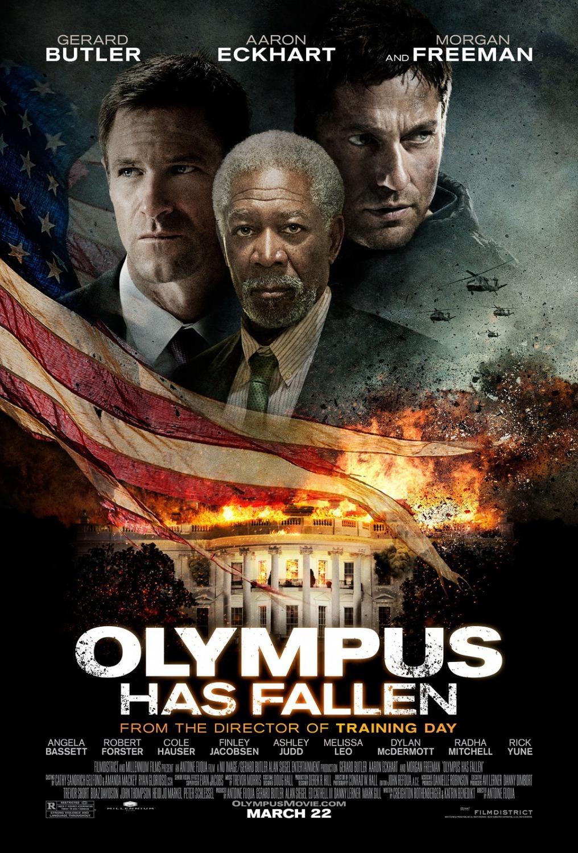 Πόστερ της ταινίας «Ο Όλυμπος Έπεσε (2013)   Olympus Has Fallen»