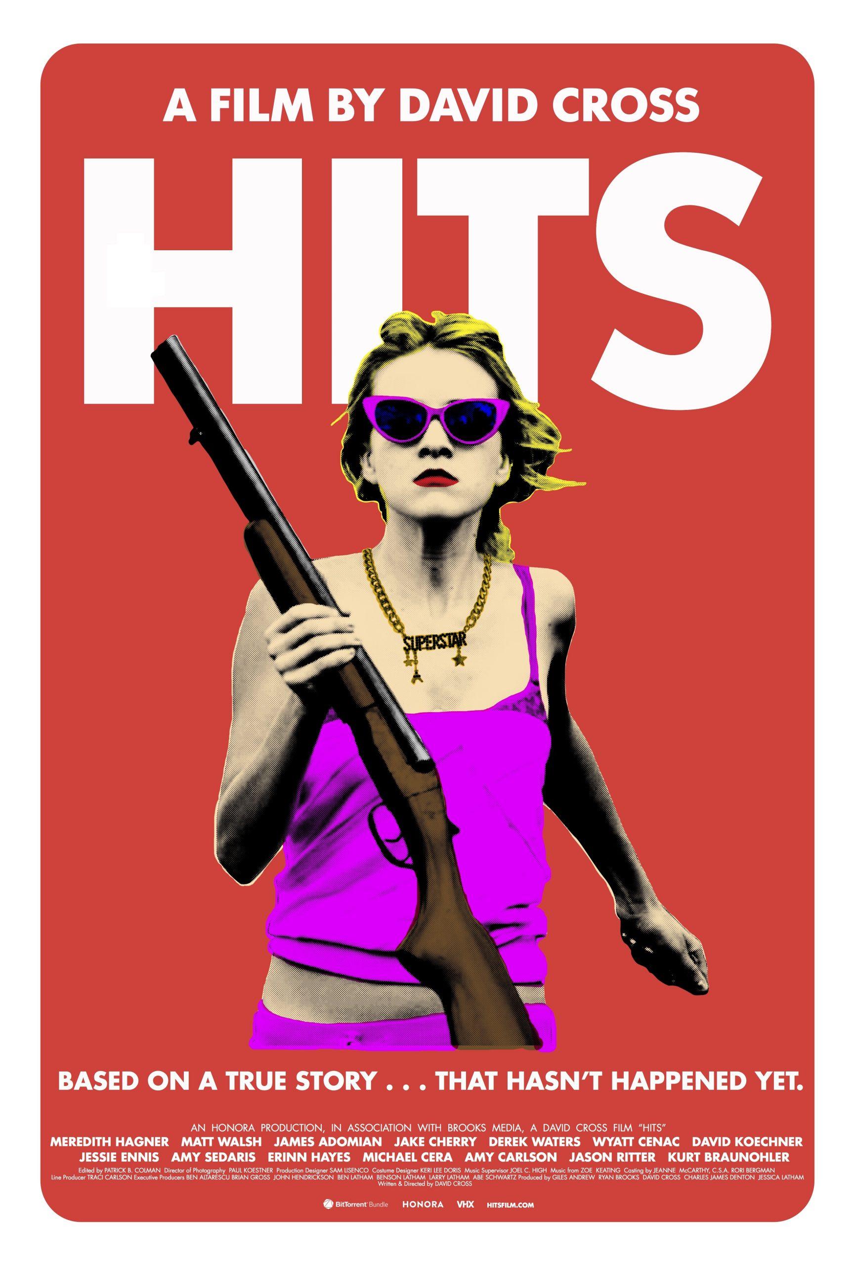 Πόστερ της ταινίας «Χιτς (2013) | Hits»
