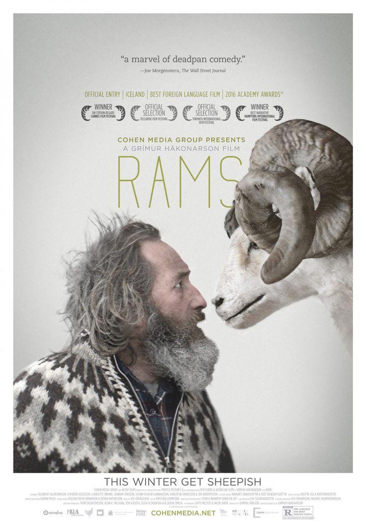 Πόστερ της ταινίας «Δεσμοί αίματος (2015) | Rams»