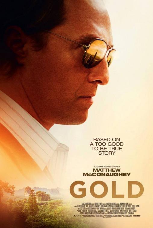 Πόστερ της ταινίας «Gold (2016)»