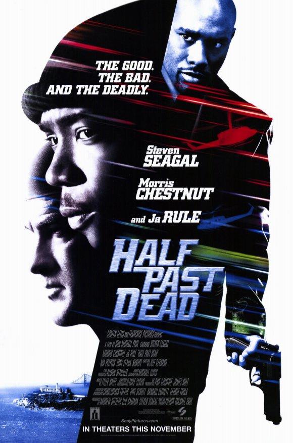 Πόστερ της ταινίας «Αγγίζοντας τον Θάνατο (2002) | Half Past Dead»