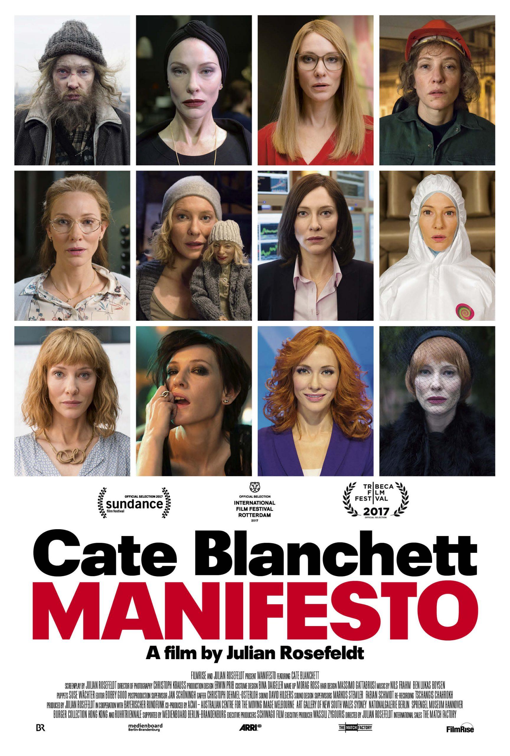 Πόστερ της ταινίας «Μανιφέστο (2015) | Manifesto»