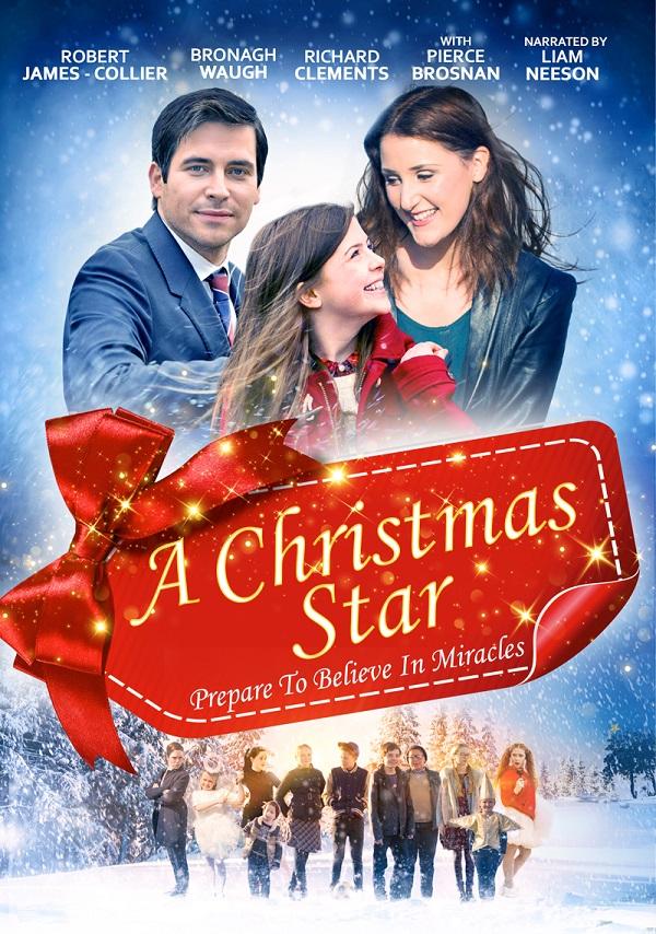Πόστερ της ταινίας «Το Θαύμα των Χριστουγέννων (2015) | A Christmas Star»