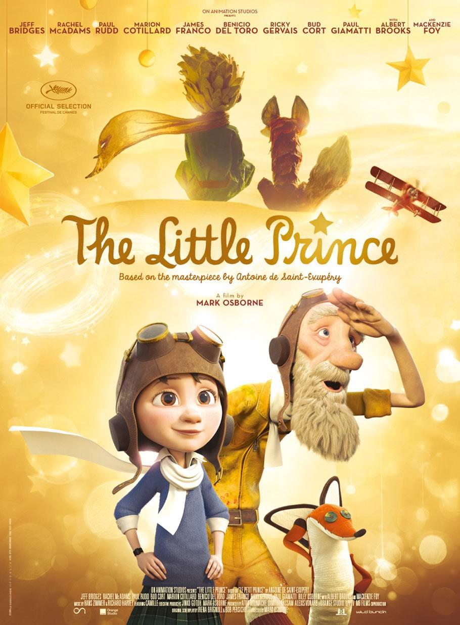 Πόστερ της ταινίας «Ο Μικρός Πρίγκηπας (2015)   The Little Prince»