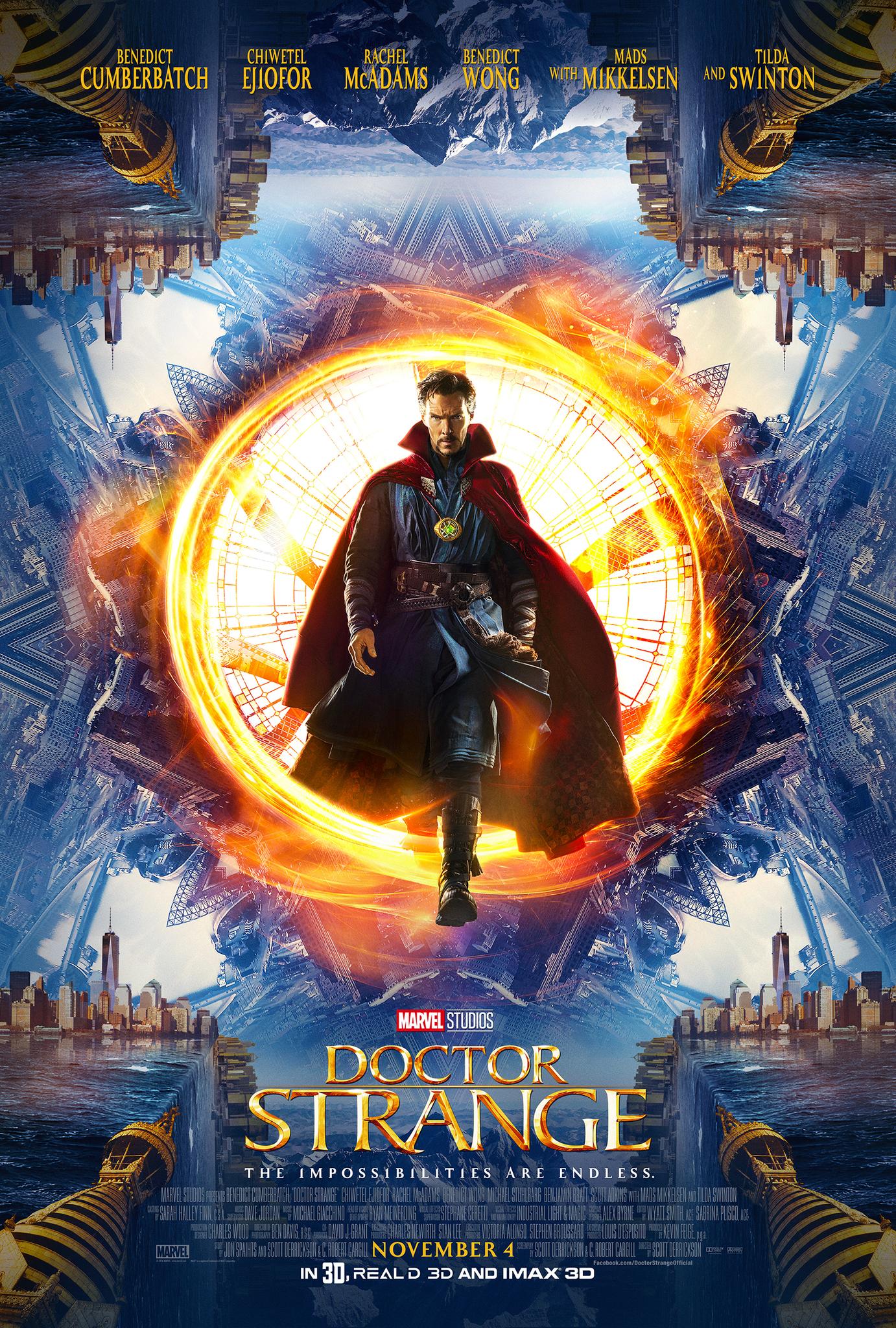 Πόστερ της ταινίας «Doctor Strange (2016) | Dr. Strange»