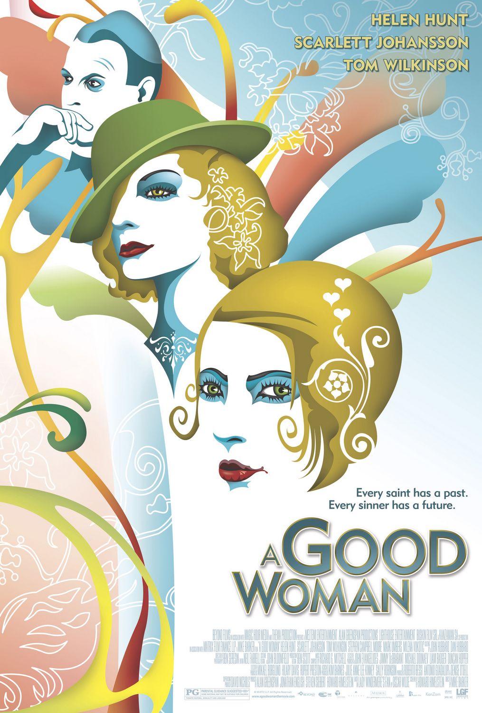 Πόστερ της ταινίας «A Good Woman (2004)»