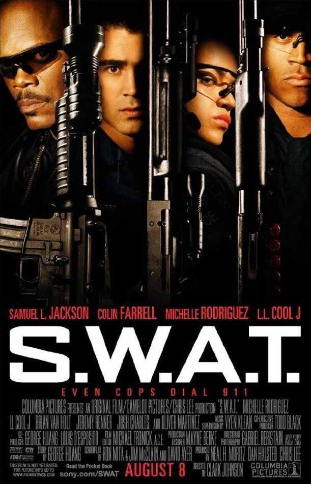 Πόστερ της ταινίας «S.W.A.T.: Επίλεκτη Ομάδα Κρούσης (2003) | S.W.A.T.»