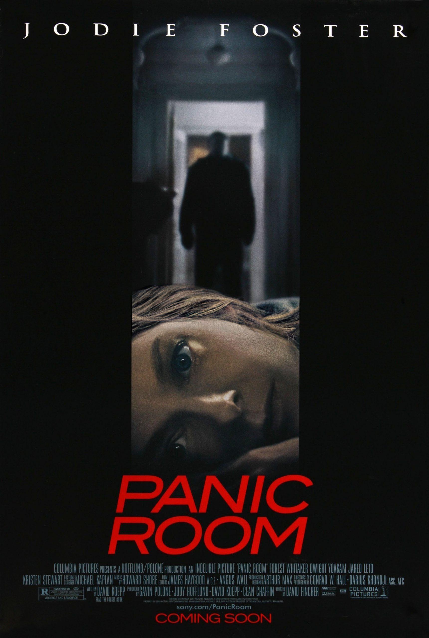 Πόστερ της ταινίας «Δωμάτιο Πανικού (2002) | Panic Room»