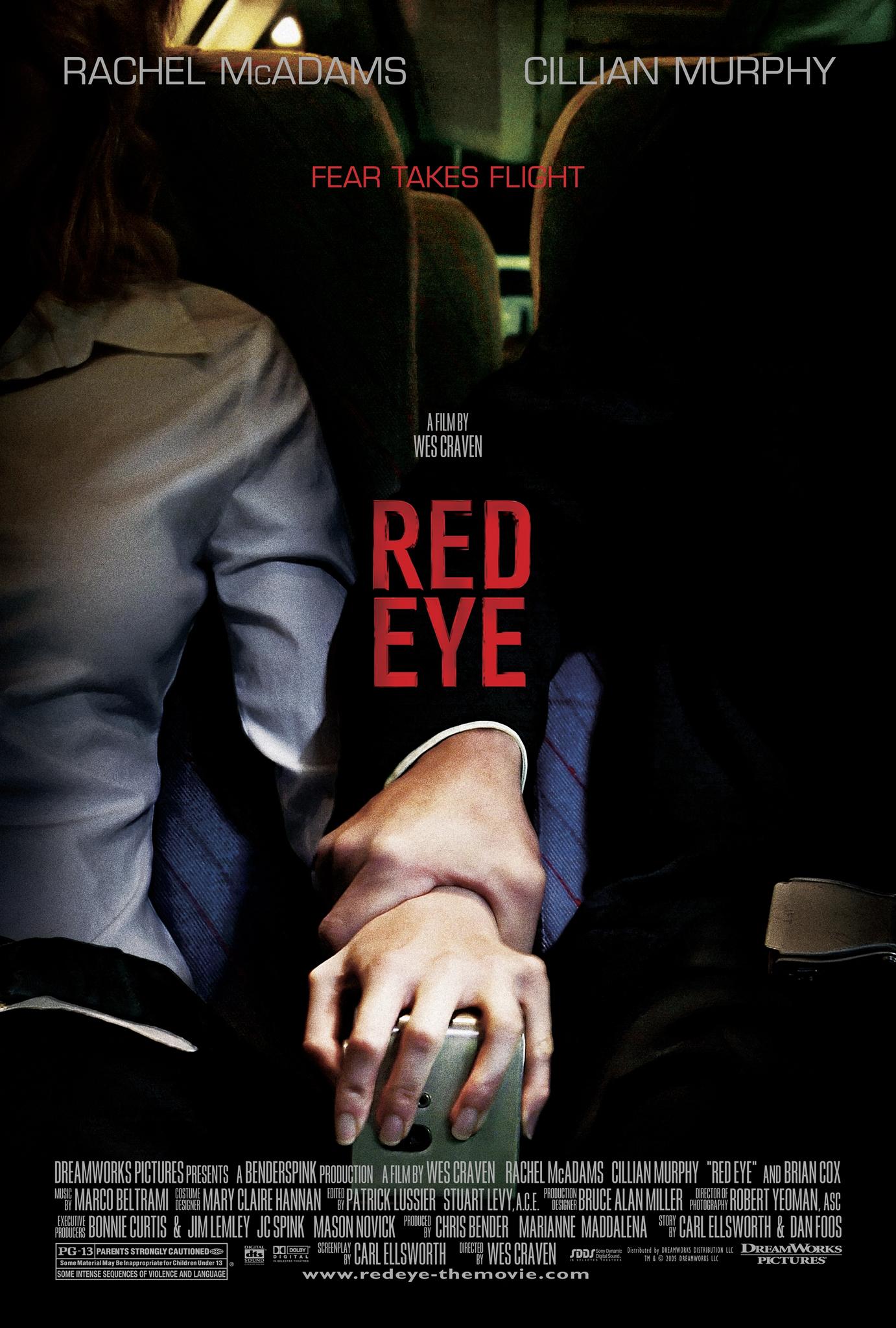 Πόστερ της ταινίας «Νυχτερινή πτήση (2005) | Red Eye»