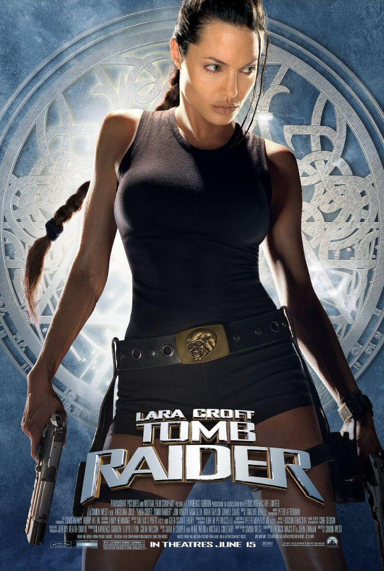 Πόστερ της ταινίας «Λάρα Κροφτ: Τουμπ ρέιντερ (2001) | Lara Croft: Tomb Raider»